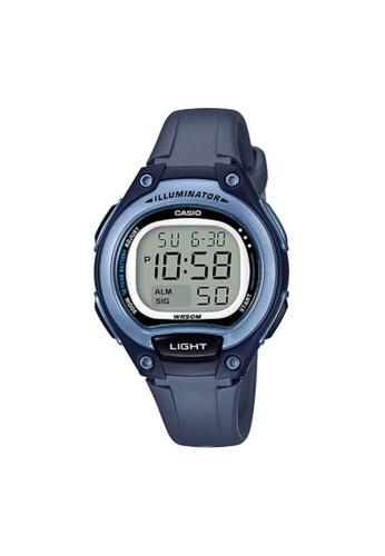 Casio grey CASIO GENERAL LW-203-2AVDF UNISEX'S WATCH 2BAD4ACE3831BFGS_1