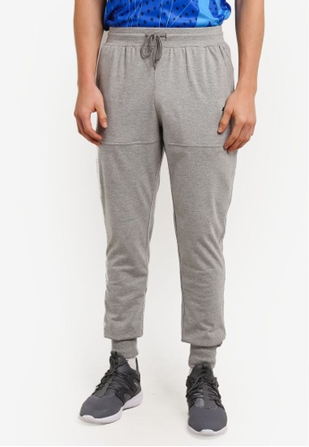 2GO grey Cut and Sew Track Pants 2G729AA0S5WPMY_1