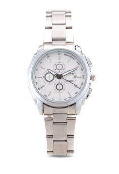 Stainless Analog Watch 1123L