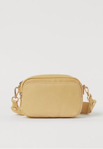 H&M yellow Small Shoulder Bag 07D58AC49F9823GS_1