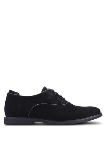 ALDO black Talind Lace Up Shoes 43FBASH17333CEGS_1