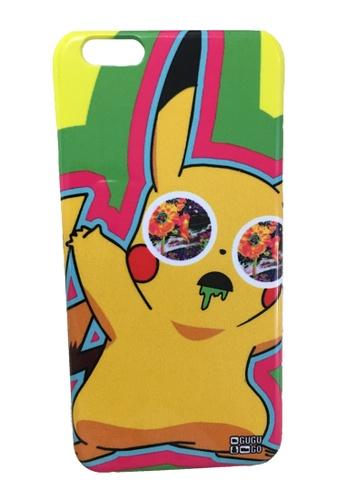 Mr Gugu & Miss Go multi P!Kacid IPhone Case MR924AC27GQQHK_1