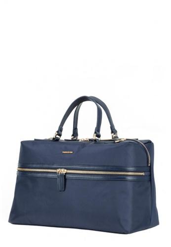 Samsonite navy Samsonite Belinda Handbag 50C6DACEB68160GS_1