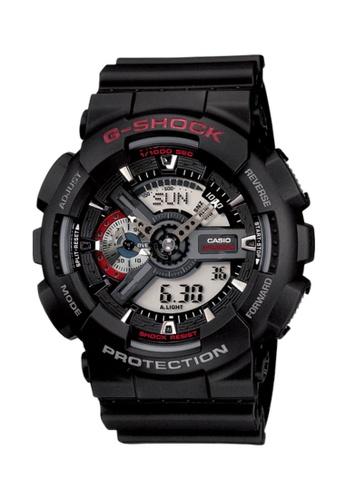 G-SHOCK black CASIO G-SHOCK WATCH GA-110-1ADR 93E34ACE26F4A2GS_1