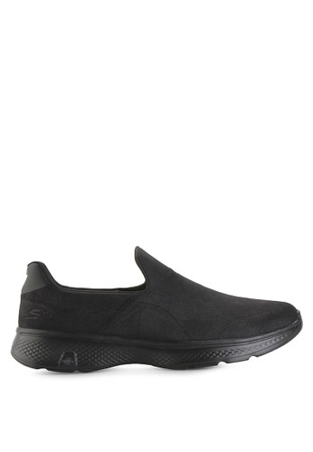 Skechers black Go Walk 4 SK173SH24ZSHID_1