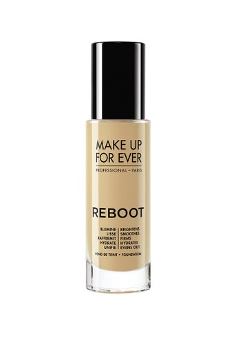 MAKE UP FOR EVER beige REBOOT FOUNDATION Y245 361C2BE8B52197GS_1