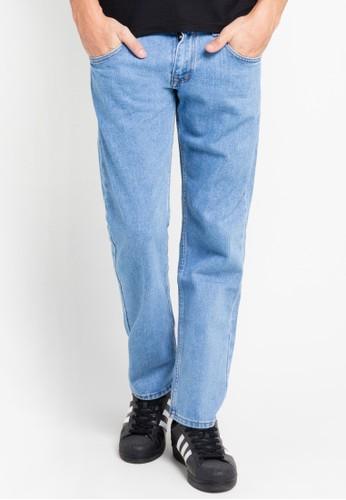 EDWIN blue Long Jeans Pants 508-Leo-04 ED179AA0URHOID_1