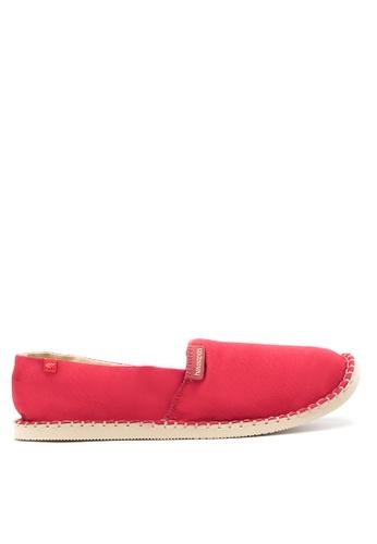 Havaianas red Origine II Sneakers D1498SHF2ED5B7GS_1