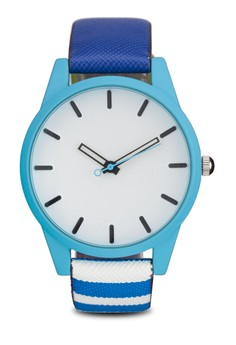 Graphic Strap Quirky Watch