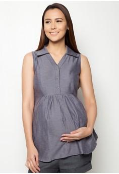 Nailah Maternity Blouse