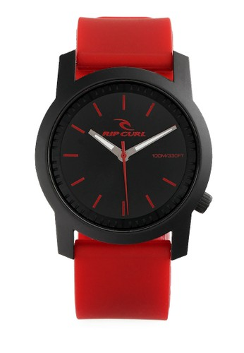 Rip Curl Cambridge Silicone Men Watch