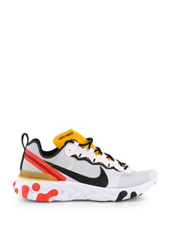 Distracción consultor Objetado  Buy Nike React Element 55 Shoes 2021 Online | ZALORA Philippines