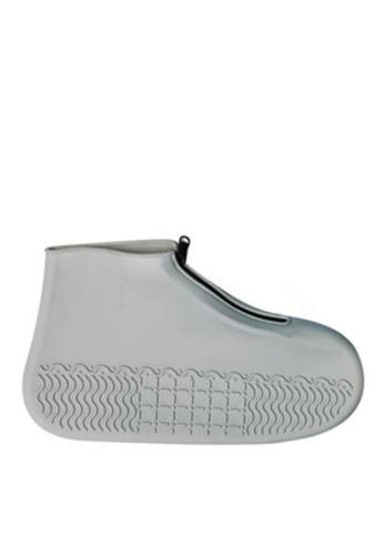 Twenty Eight Shoes grey VANSA Unisex Waterproof Overshoes VSK-R00-1 CBB33KS2677437GS_1