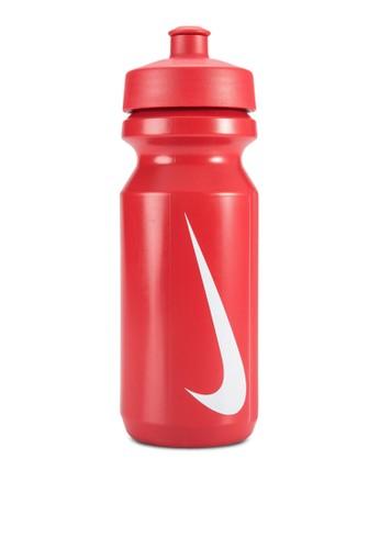 Nike red Nike Big Mouth Water Bottle 22oz NI126AC85CCKID_1