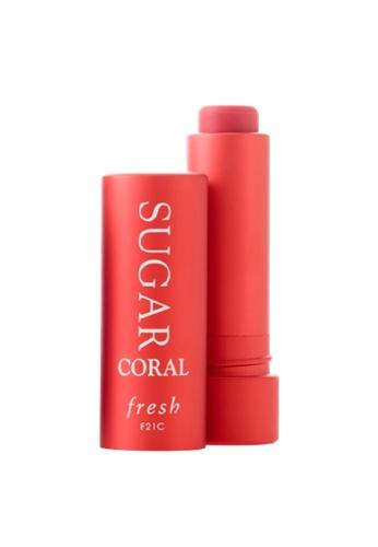 Fresh Fresh Sugar Coral Tinted Lip Treatment SPF15 13121BECBDA534GS_1