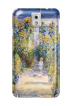 Artists Garden Matte Hard Case for Samsung Galaxy Note 3