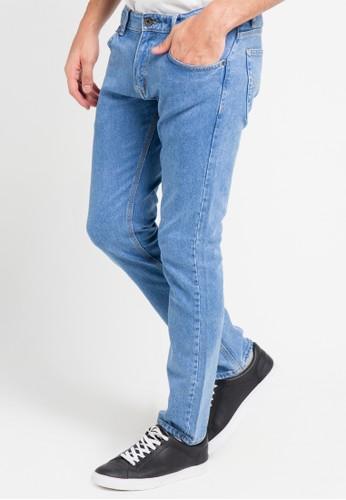EDWIN blue Edwin Long Jeans Pants 503-65-40 - ED179AA0URI8ID_1