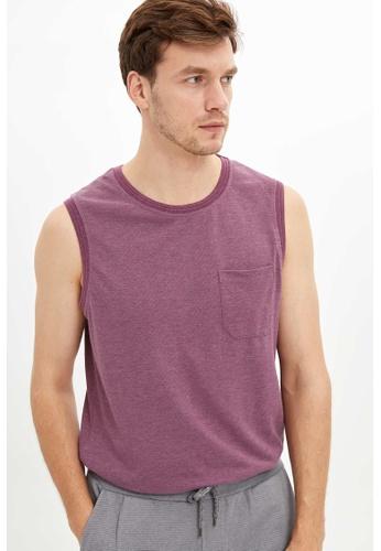 DeFacto purple Man Knitted Athlete 14583AADC6C81FGS_1