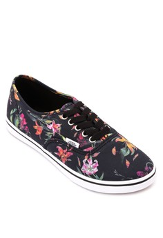 Authentic Lo Pro (Black Bloom) Sneakers