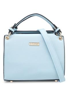 Mini Square Top Handle Bag