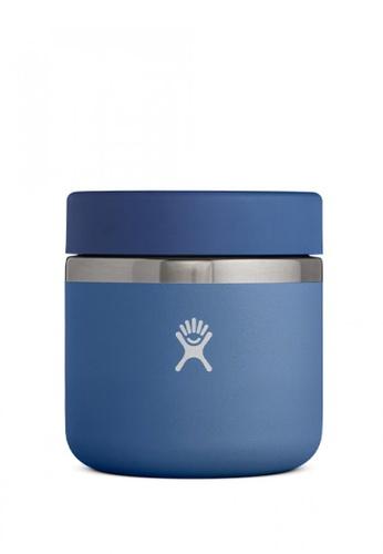 Hydro Flask blue 20 Oz Bilberry Insulated Food Jar Accessories 0AA6FACB0CA376GS_1