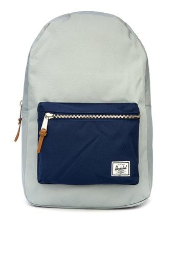 Herschel blue Settlement Backpack 21DEEAC532EE20GS_1