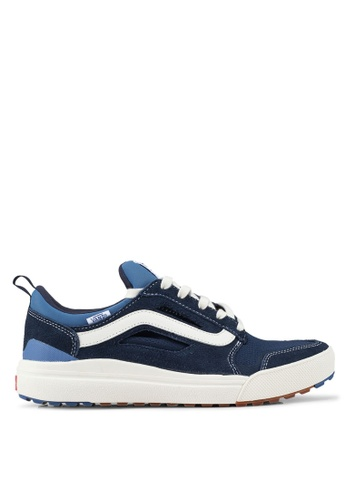 VANS blue UltraRange 3D Sneakers 33DF4SH26F2548GS_1