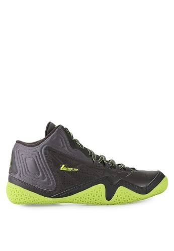 League green and grey Levitate LE825SH09CRYID_1