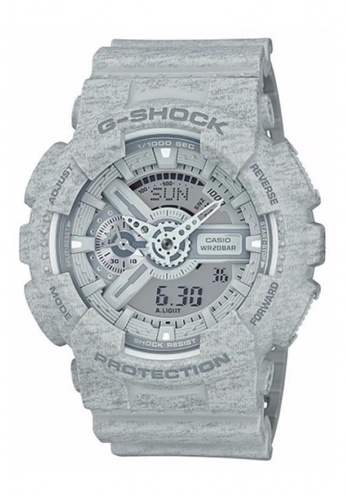 Buy G Shock Casio G Shock Heathered Color Series Ga 110ht 8a Online