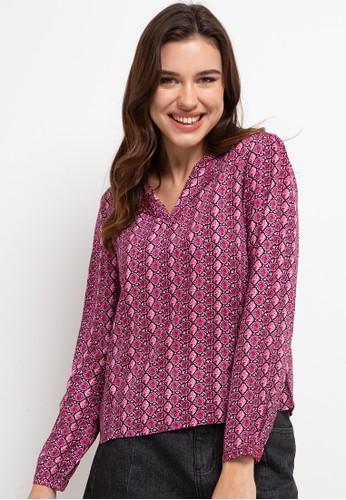 Insight pink B Lamia Shirt 1F6B9AA9C90C9FGS_1