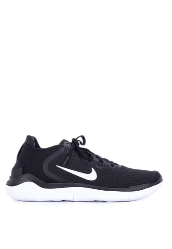 Nike black Nike Free Rn 2018 Shoes B7E70SH17AA911GS_1