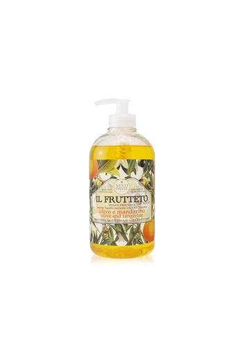 Nesti Dante NESTI DANTE - Il Frutteto Moisturizing Hand & Face Soap With Olea Europea - Olive & Tangerine 500ml/16.9oz 93CE3BE644C8B5GS_1