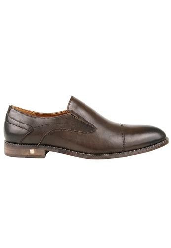 Tomaz brown Tomaz F210 Slip On Loafers (Coffee) E3DFCSH029C826GS_1