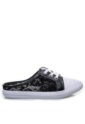 Twenty Eight Shoes Comfortable Lace Stitched Leather Slip-Ons RX9917 95DE3SH98A1D7FGS_1
