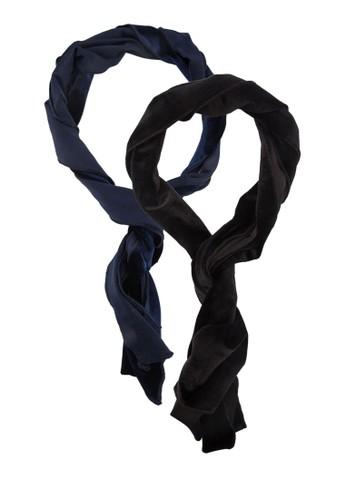 二入絲絨感領esprit台灣outlet巾, 飾品配件, 披肩