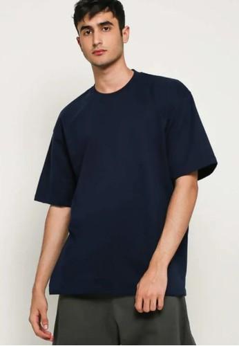 BLYTHÉ navy Issue Brandee Top T-Shirt Kaos Pria 35285AA5B7EFD1GS_1