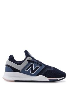 new styles 859d3 47d7b New Balance navy 247 V2 Lifestyle Shoes 435B4SH87F38B5GS 1