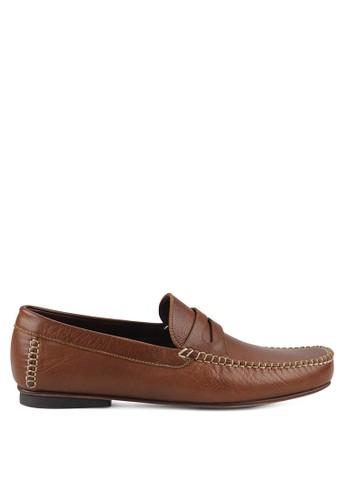 S.Baldo brown Enrico Shoes Brown SB324SH78NONID_1