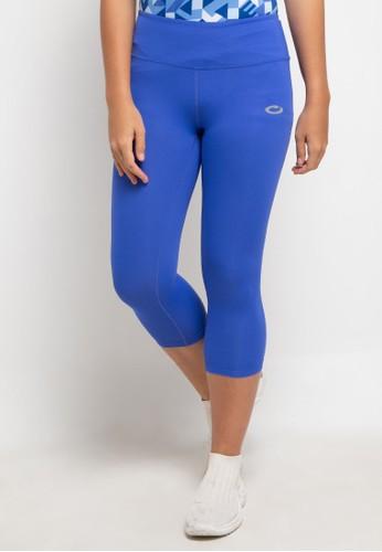 Opelon blue 3/4 Tight Pants E217FAA3FF7E8CGS_1