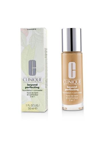 Clinique CLINIQUE - Beyond Perfecting Foundation & Concealer - # 09 Neutral (MF-N) 30ml/1oz E9B86BE03DBD48GS_1