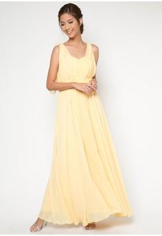Convertible Chiffon Infinity Dress