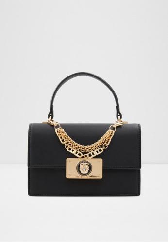 ALDO black Adweri Top Handle Bag 35B38AC57DB1FEGS_1