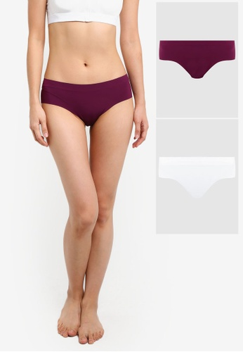Odlo multi The Invisible Sports Panties Set OD608AA0S110MY_1