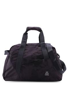 27739188c2a2 Reebok grey Foundation Grip Graphic Bag A43F3AC5325C5BGS_1