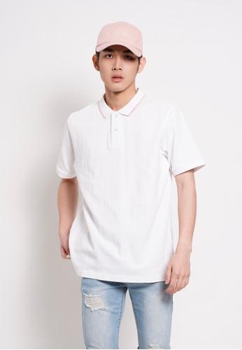 Hi Style Short Sleeve Polo Tee 83FC2AA4C3B653GS_1