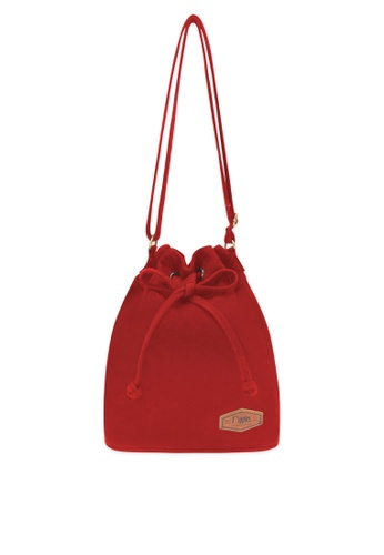 Buy Ripples Chloe Basic Bucket Sling Bag | ZALORA Singapore