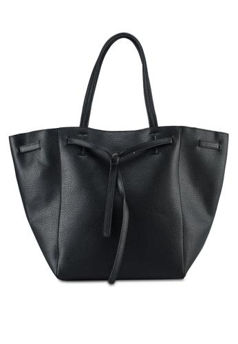 Vero Moda black Zine Shopper Bag A5391AC45B7272GS_1
