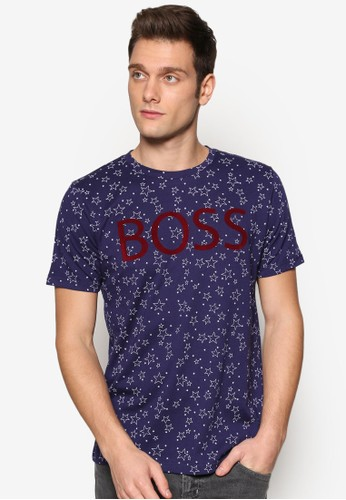 文字設計印花短袖TEE, esprit 尖沙咀服飾, 印圖T恤