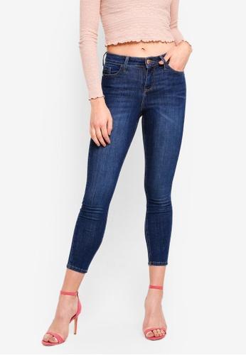 1091dcf3cd1 Buy Miss Selfridge S  Rose Skinny Jeans Online on ZALORA Singapore