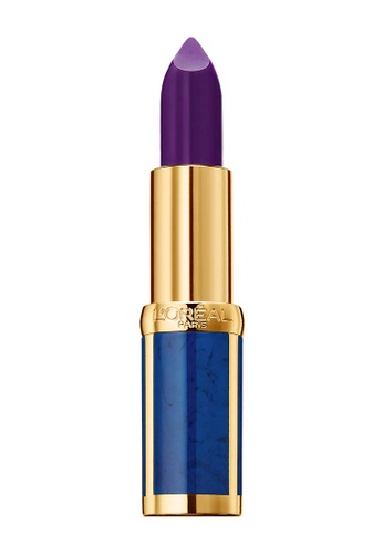 L'Oréal Paris L'Oreal Paris Color Riche Lipstick Balmain Limited Edition - Freedom BA837BE0SPVLMY_1